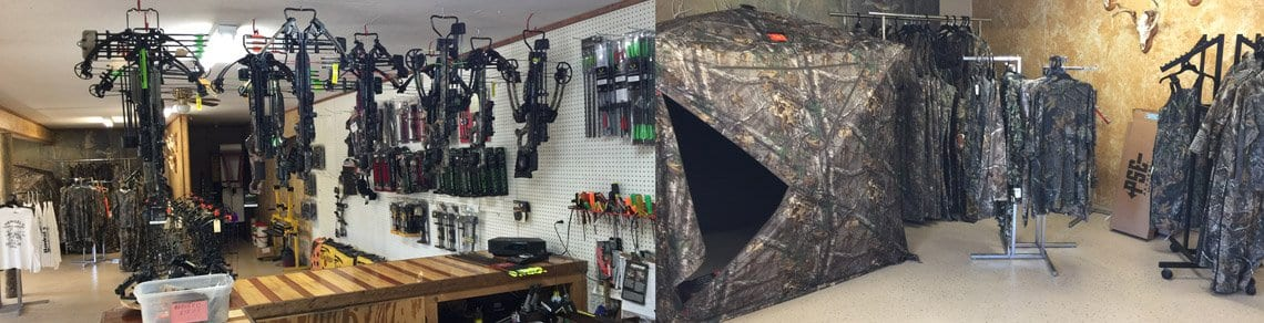 hunting gear carlyle il
